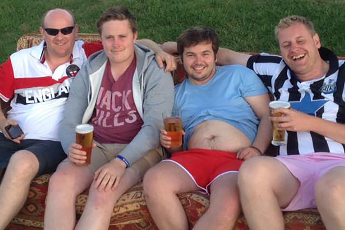 lads scarborough meet uk
